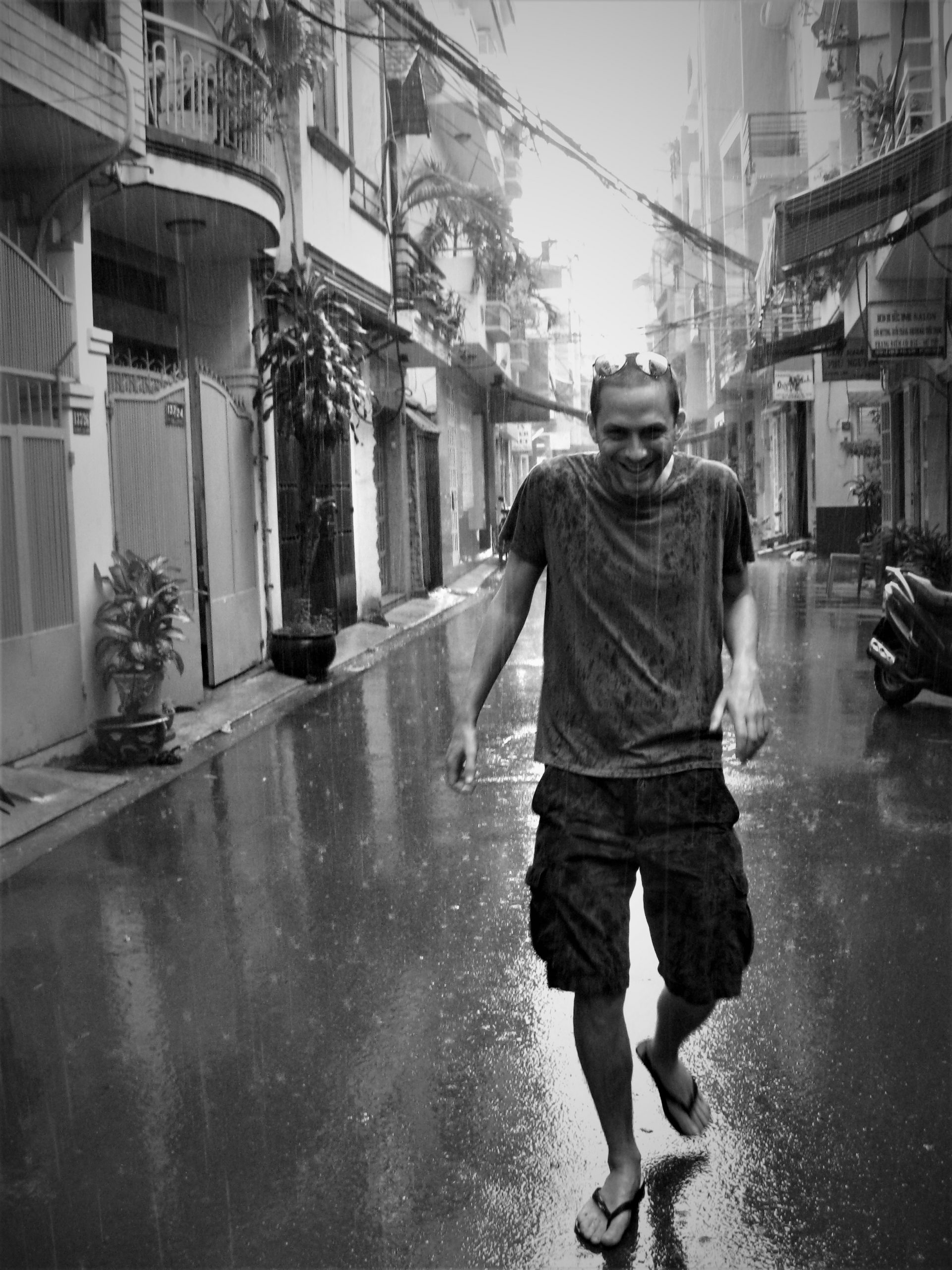 First Rains: An Ode to the Monsoon in Vietnam