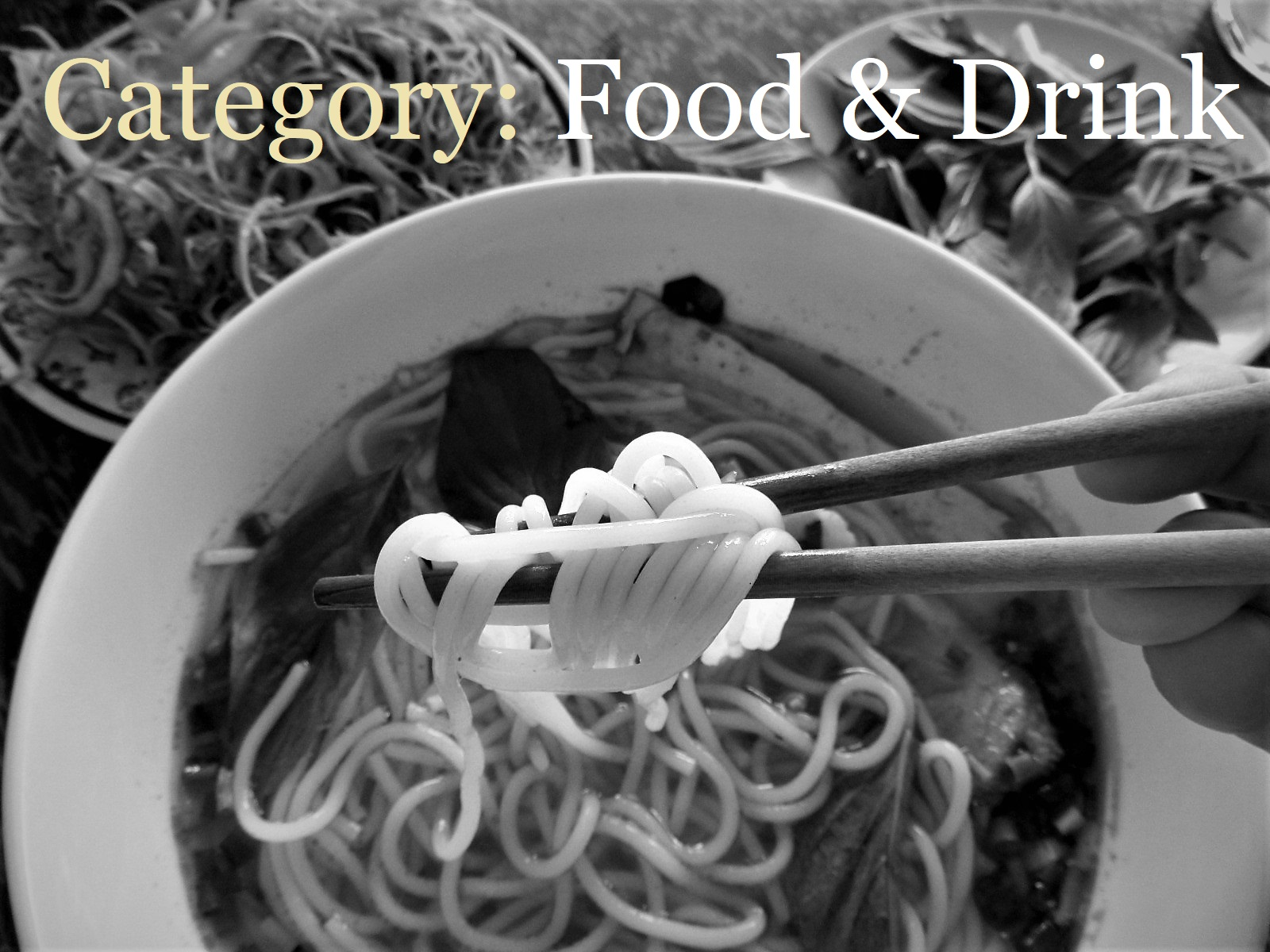 Food & Drink Category