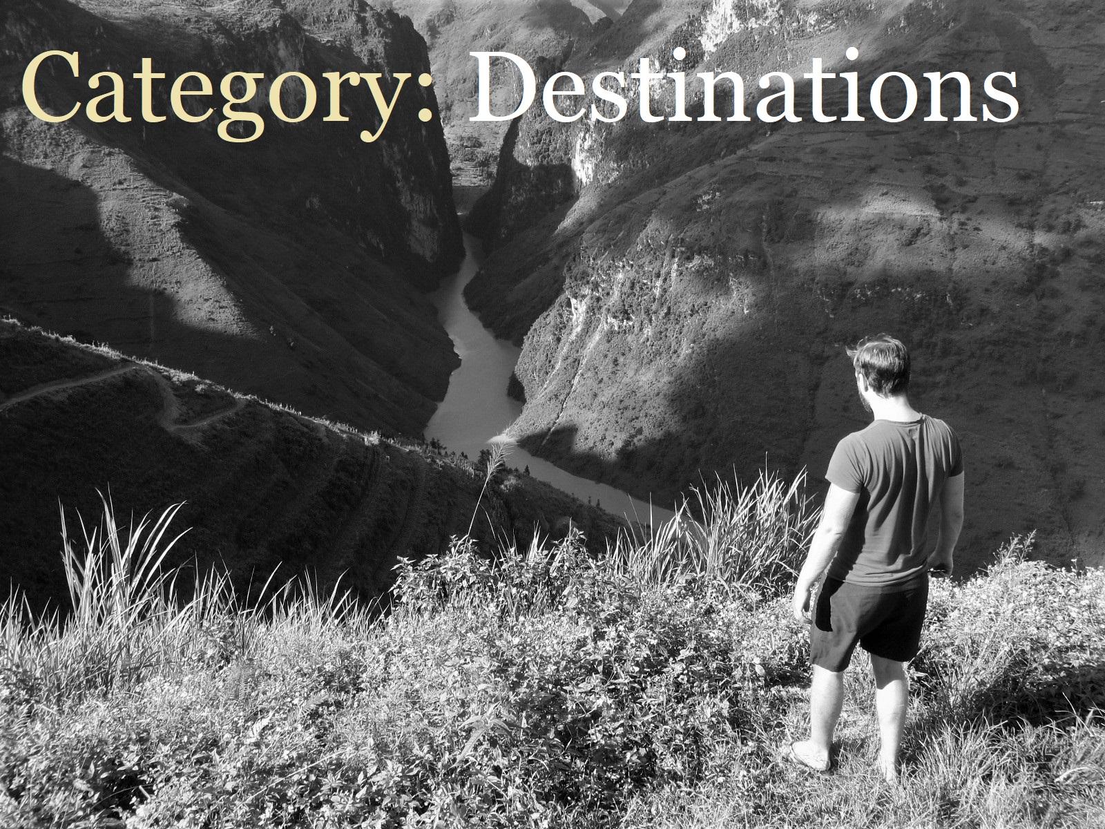 Destinations Category