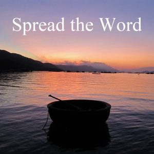 Support Vietnam Coracle - Spread The Word