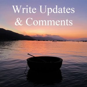 Support Vietnam Coracle - Write Updates & Comments