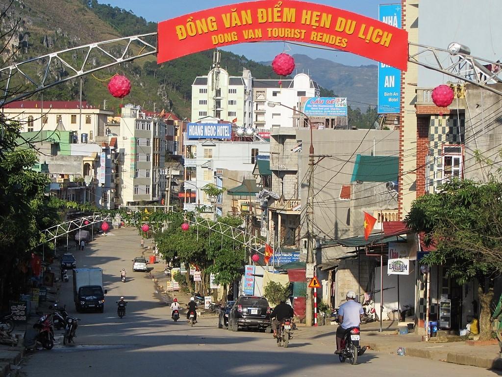 Dong Van Town