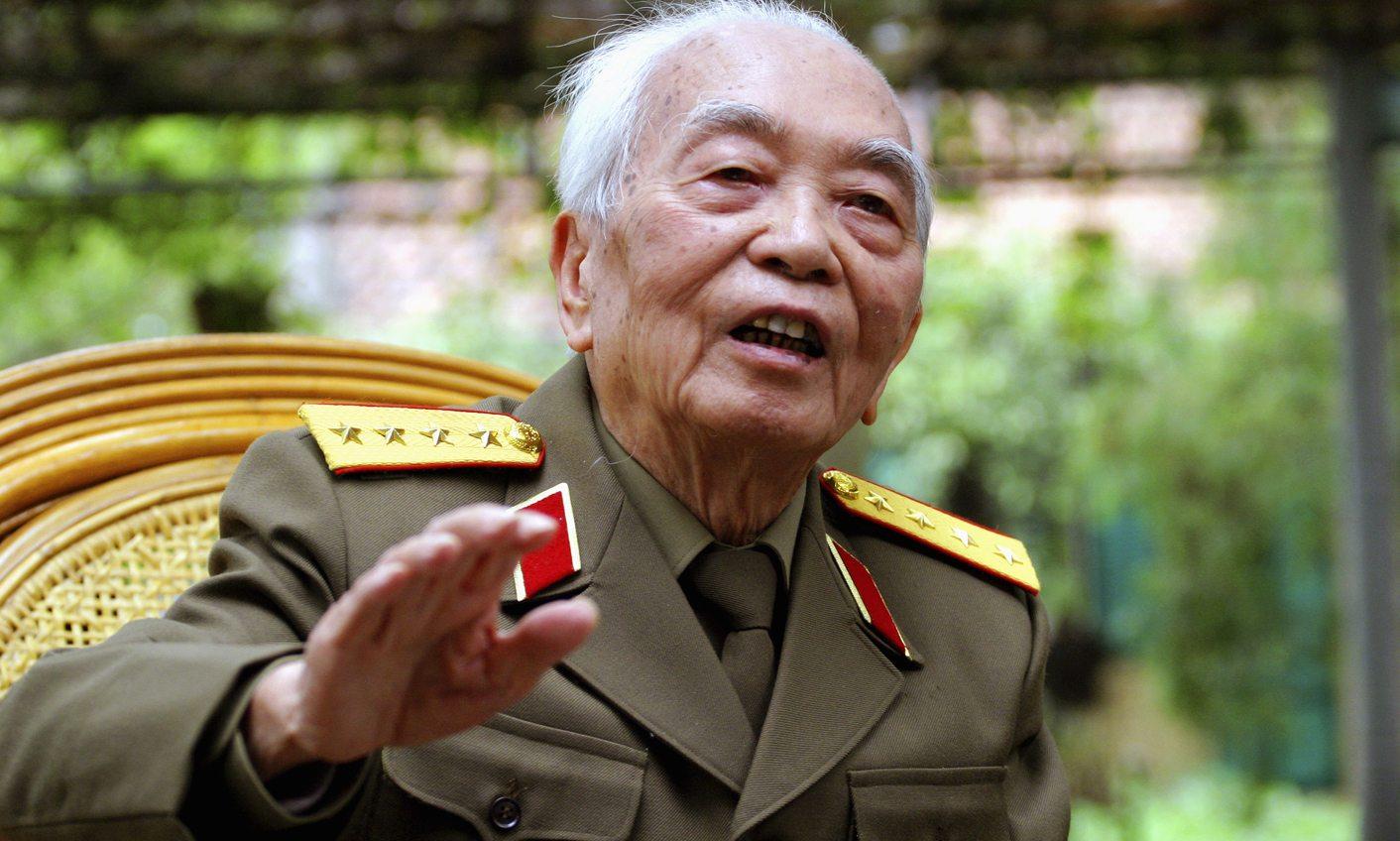 General Võ Nguyên Giáp