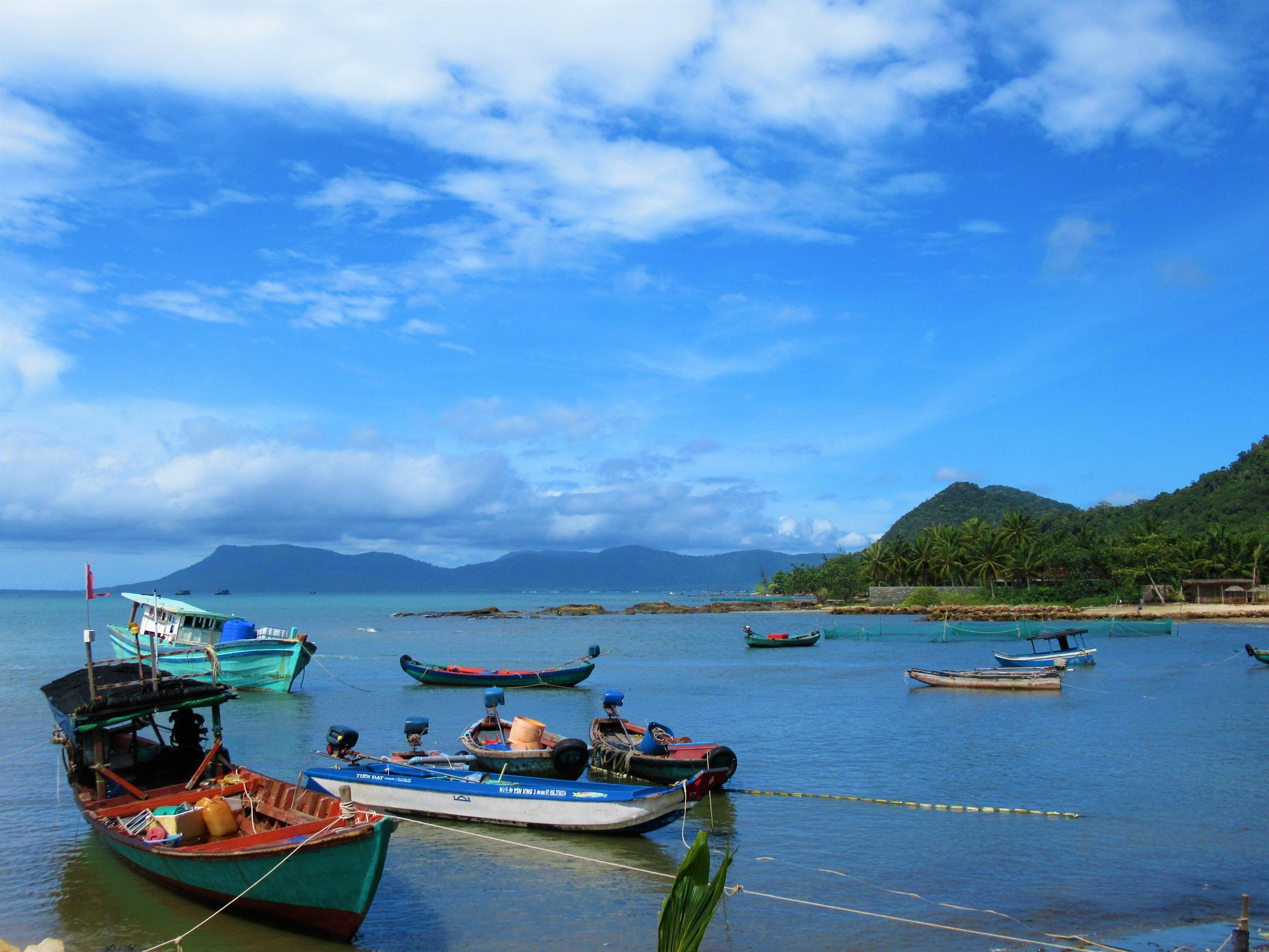 Bay at Gold Coast Resort, Phu Quoc Island, Vietnam