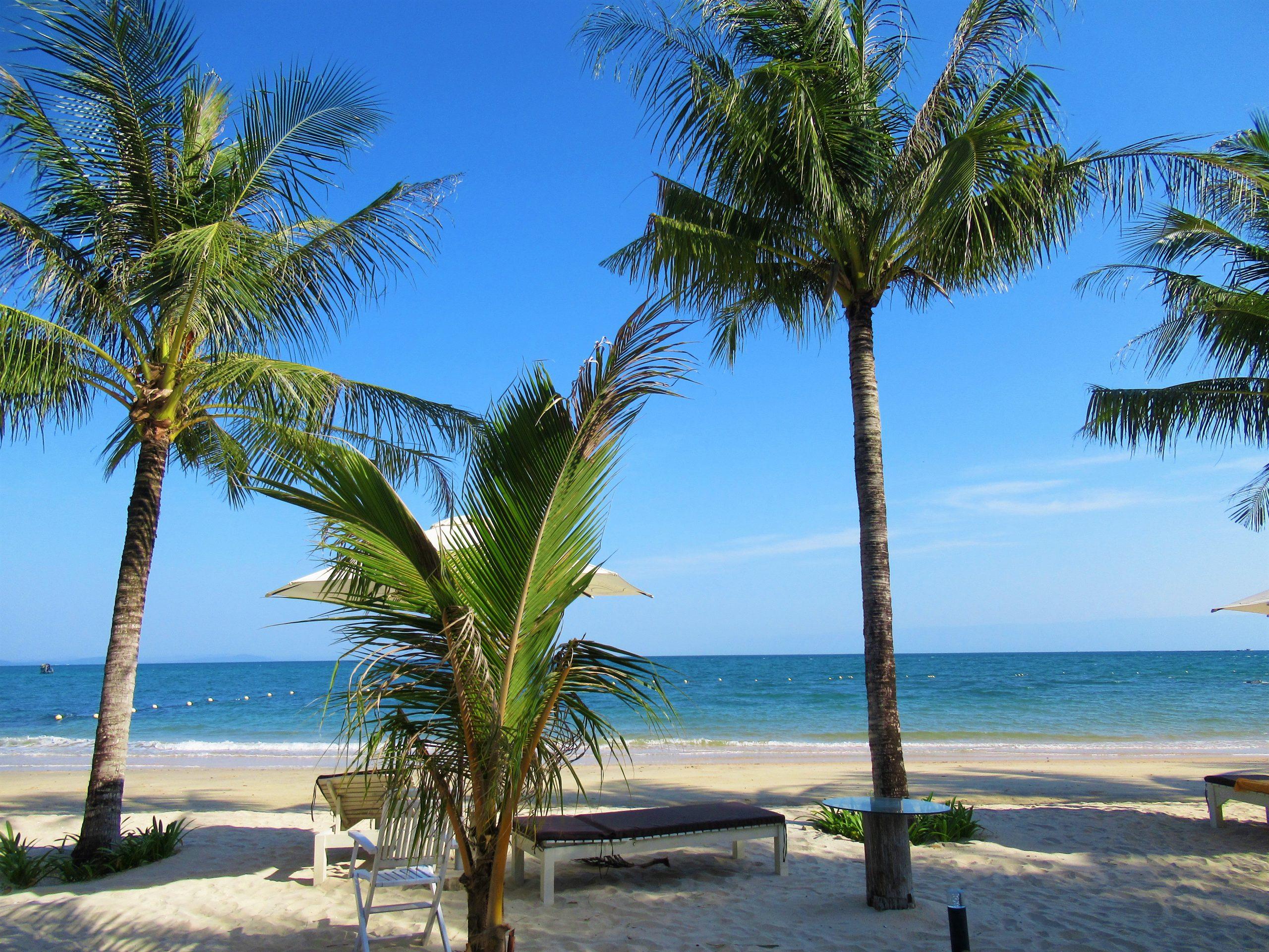 Beachfront, Gold Coast Resort, Phu Quoc Island, Vietnam