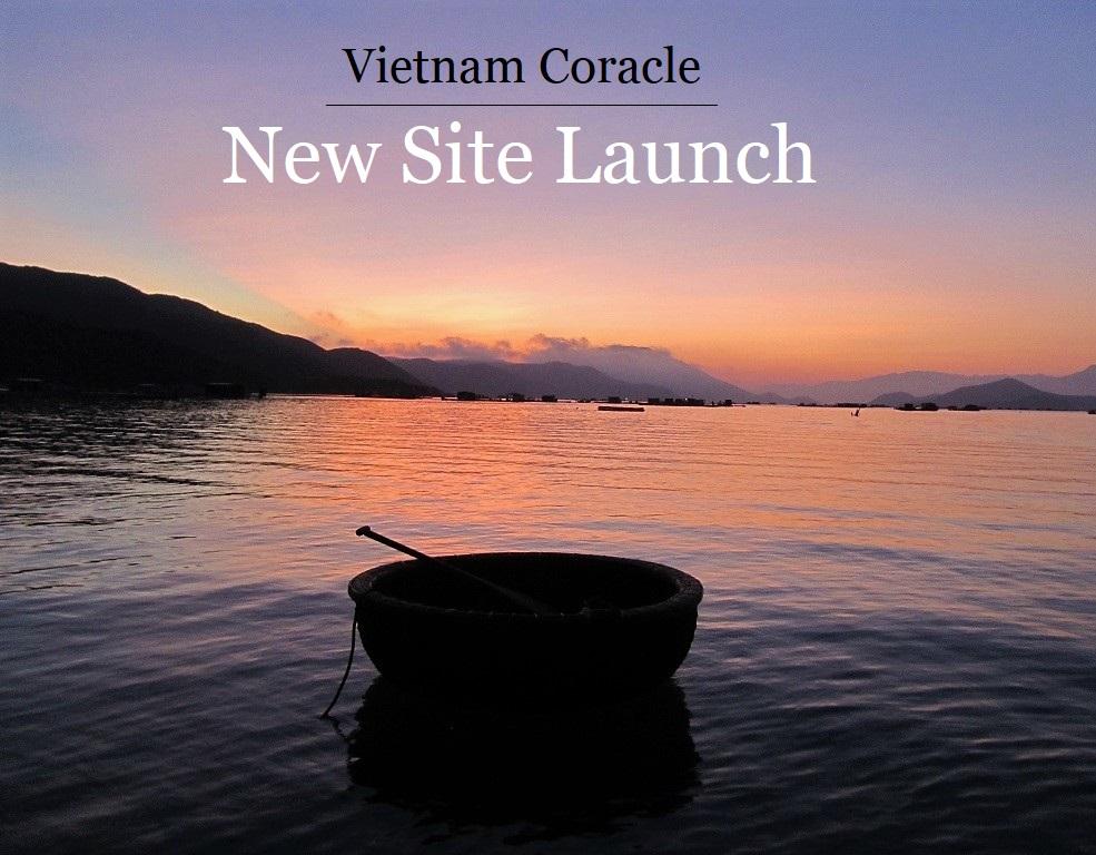 Vietnam Coracle: New Site Launch