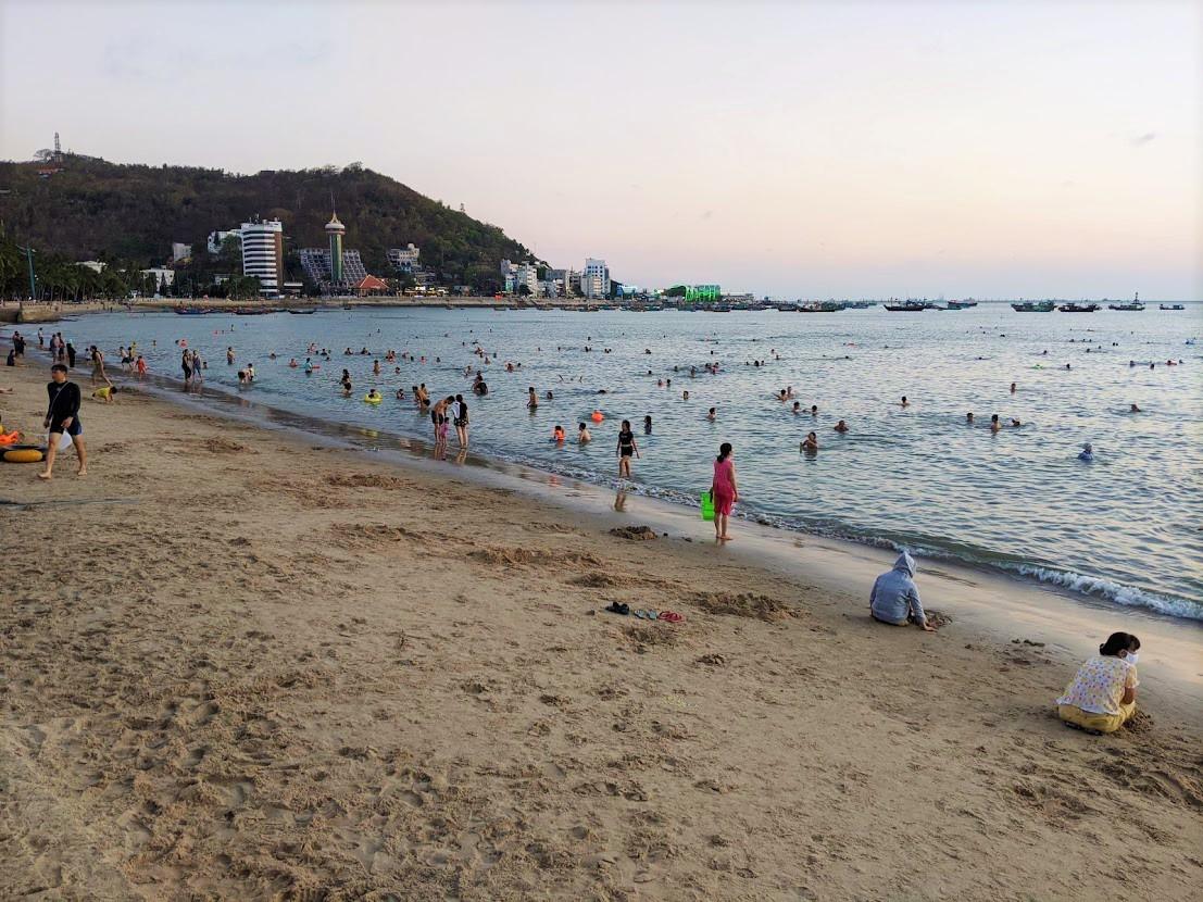 Bãi Trước Beach, Vung Tau, Vietnam