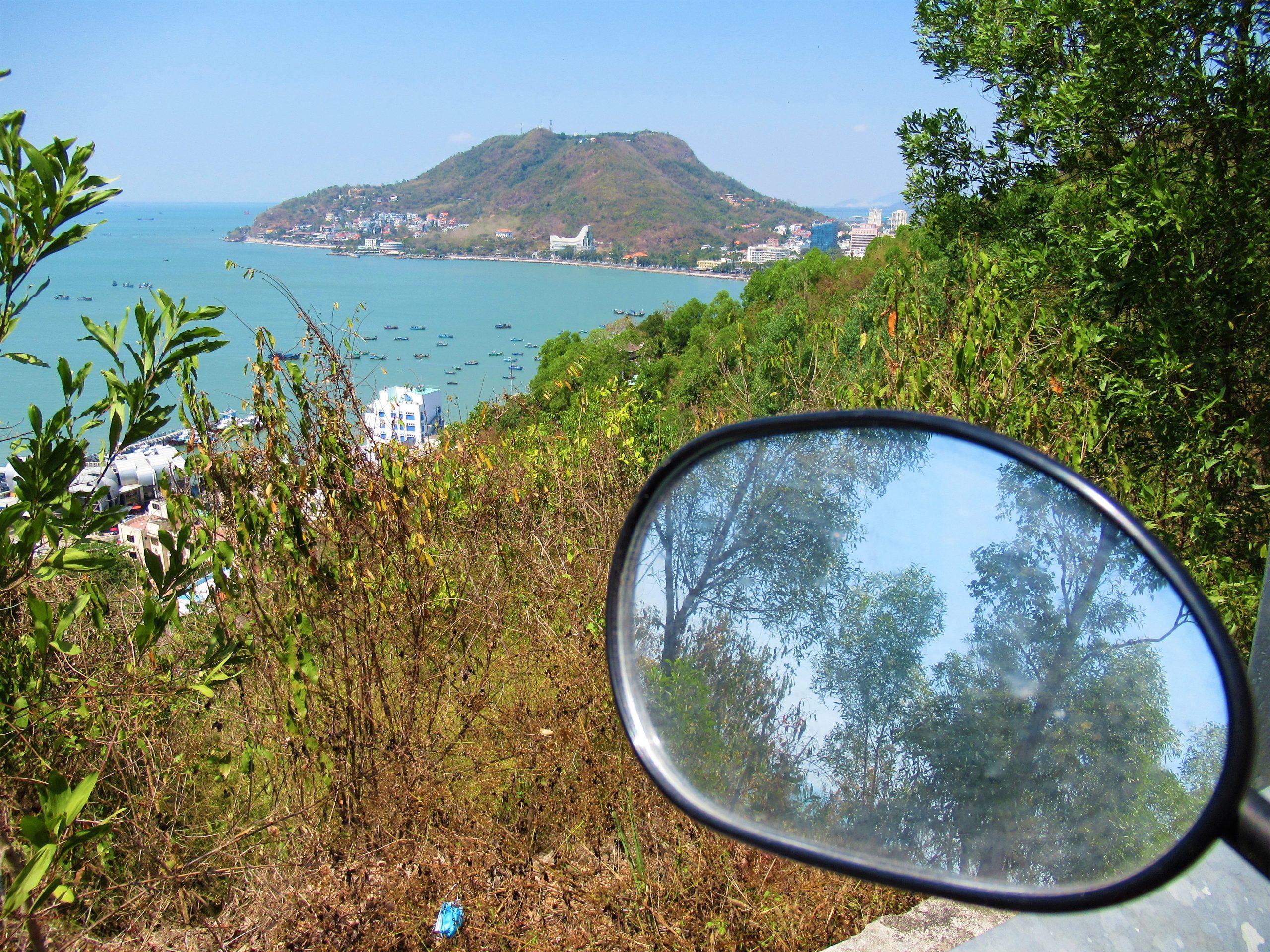 View from 'Small Mountain', Vung Tau, Vietnam