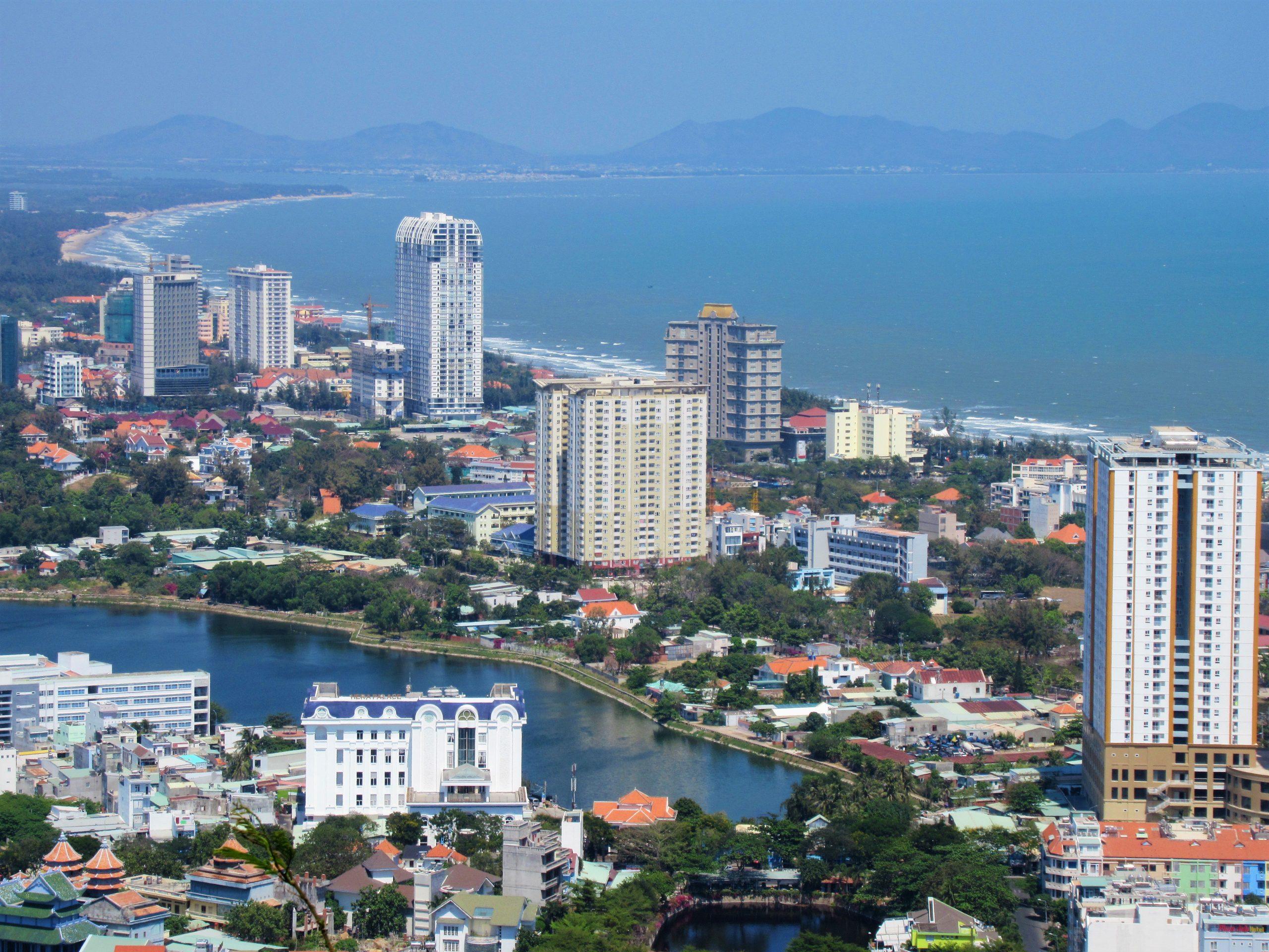 Vung Tau, Bãu Sau Beach, Vietnam