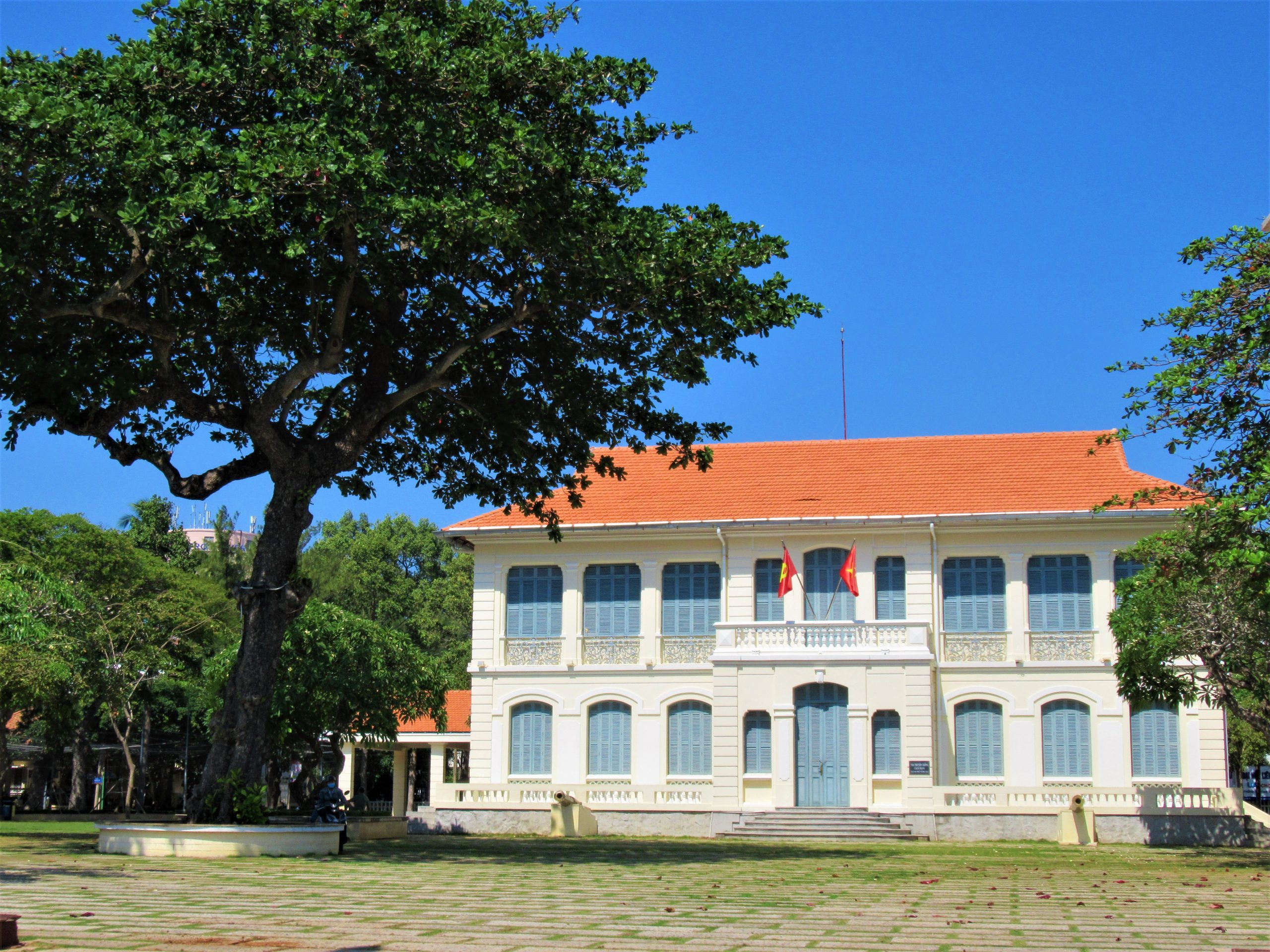 French colonial architecture, Vung Tau, Vietnam