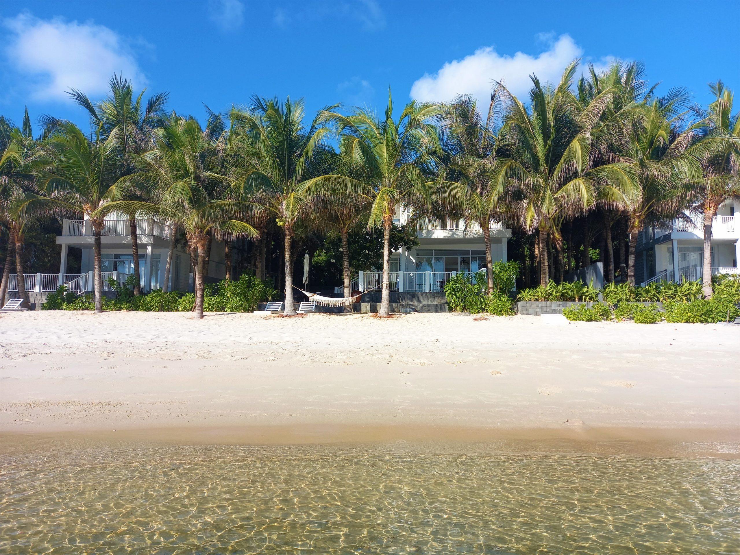 East beach, Premier Village Resort, Phu Quoc Island, Vietnam