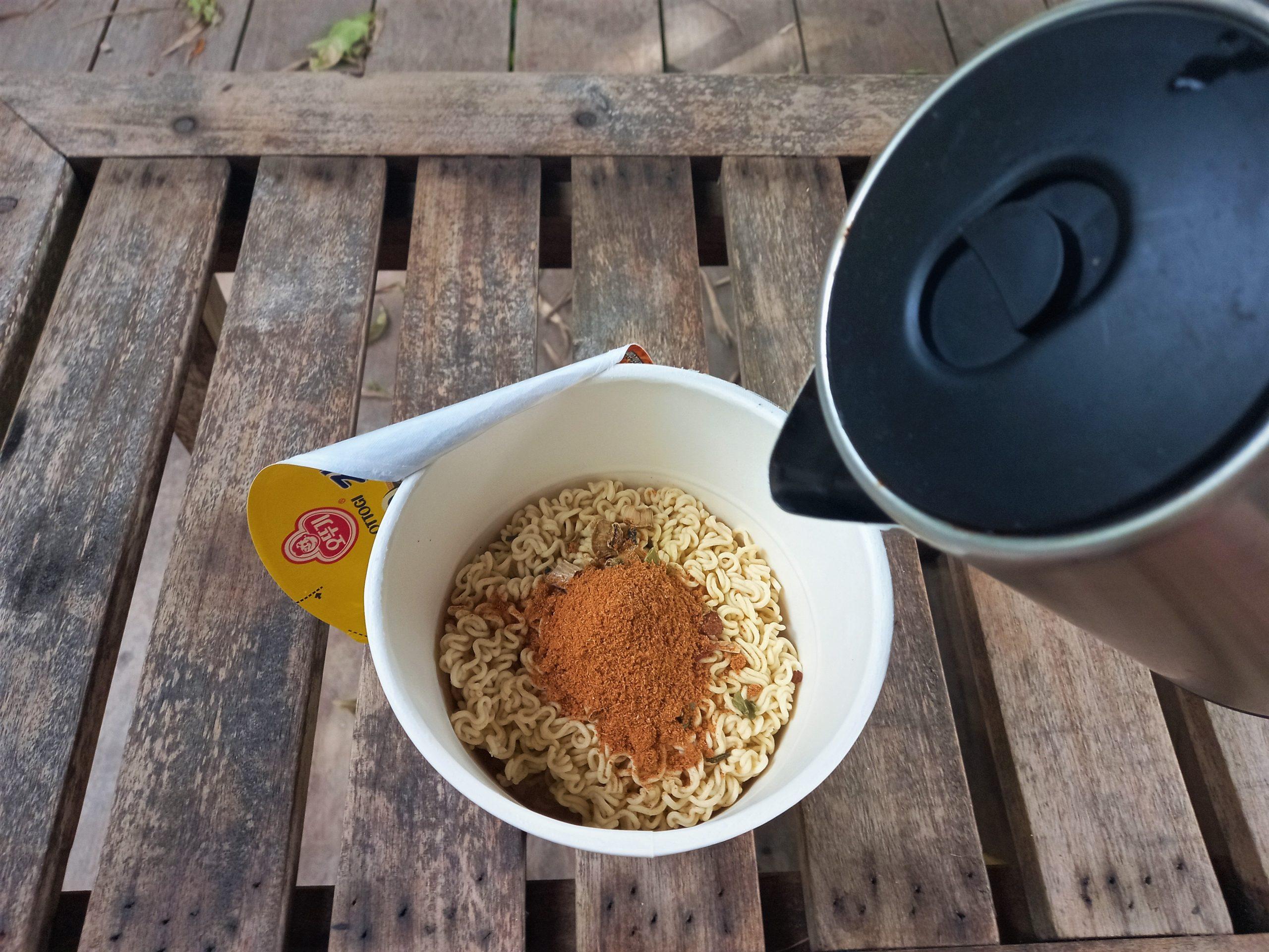 Instant Pot Noodles in Vietnam