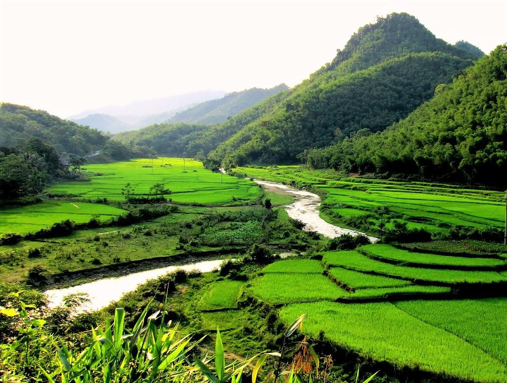 Pu Luong Nature Reserve, northern Vietnam