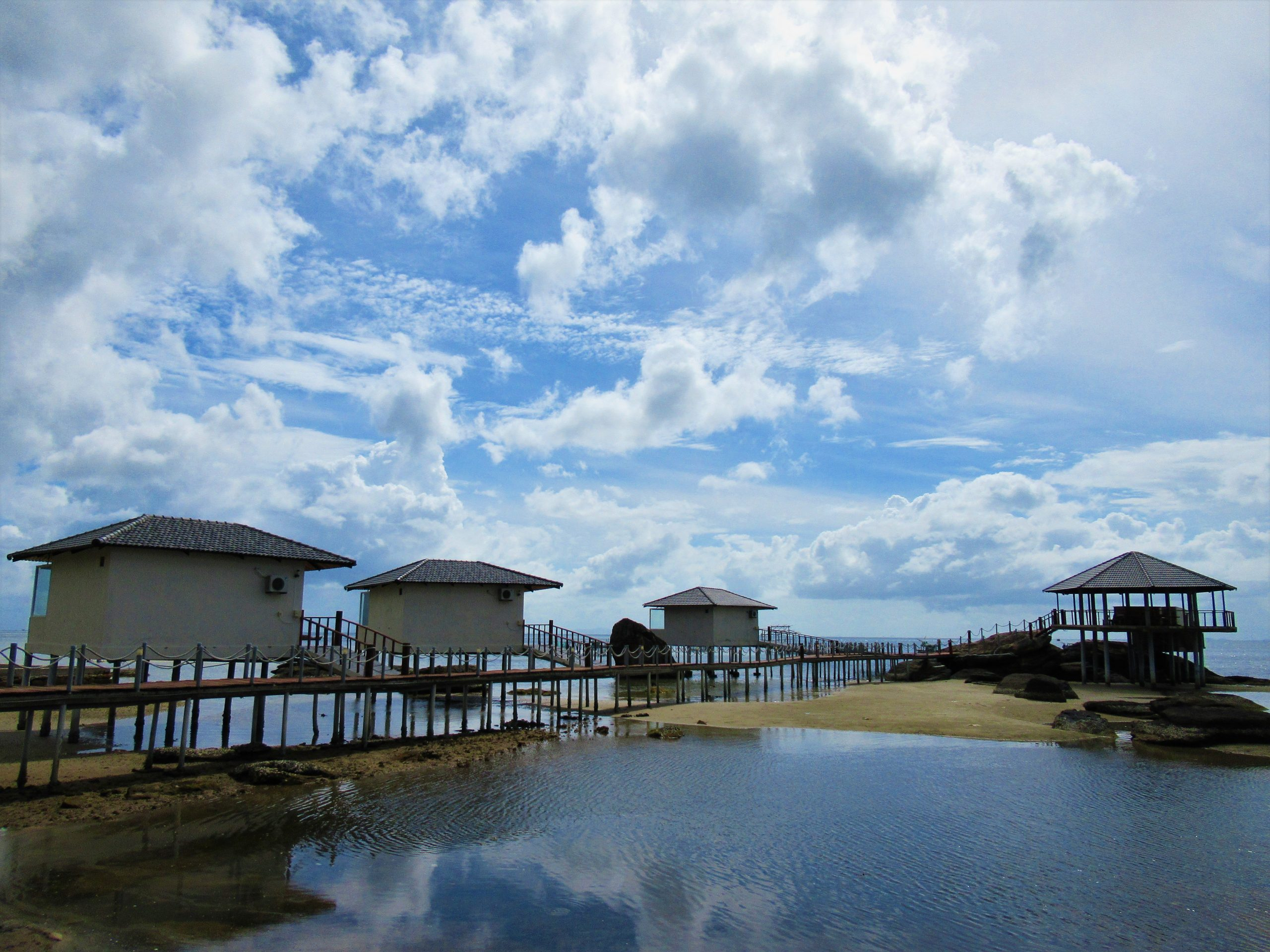 On Sea Bungalows at The Pier
