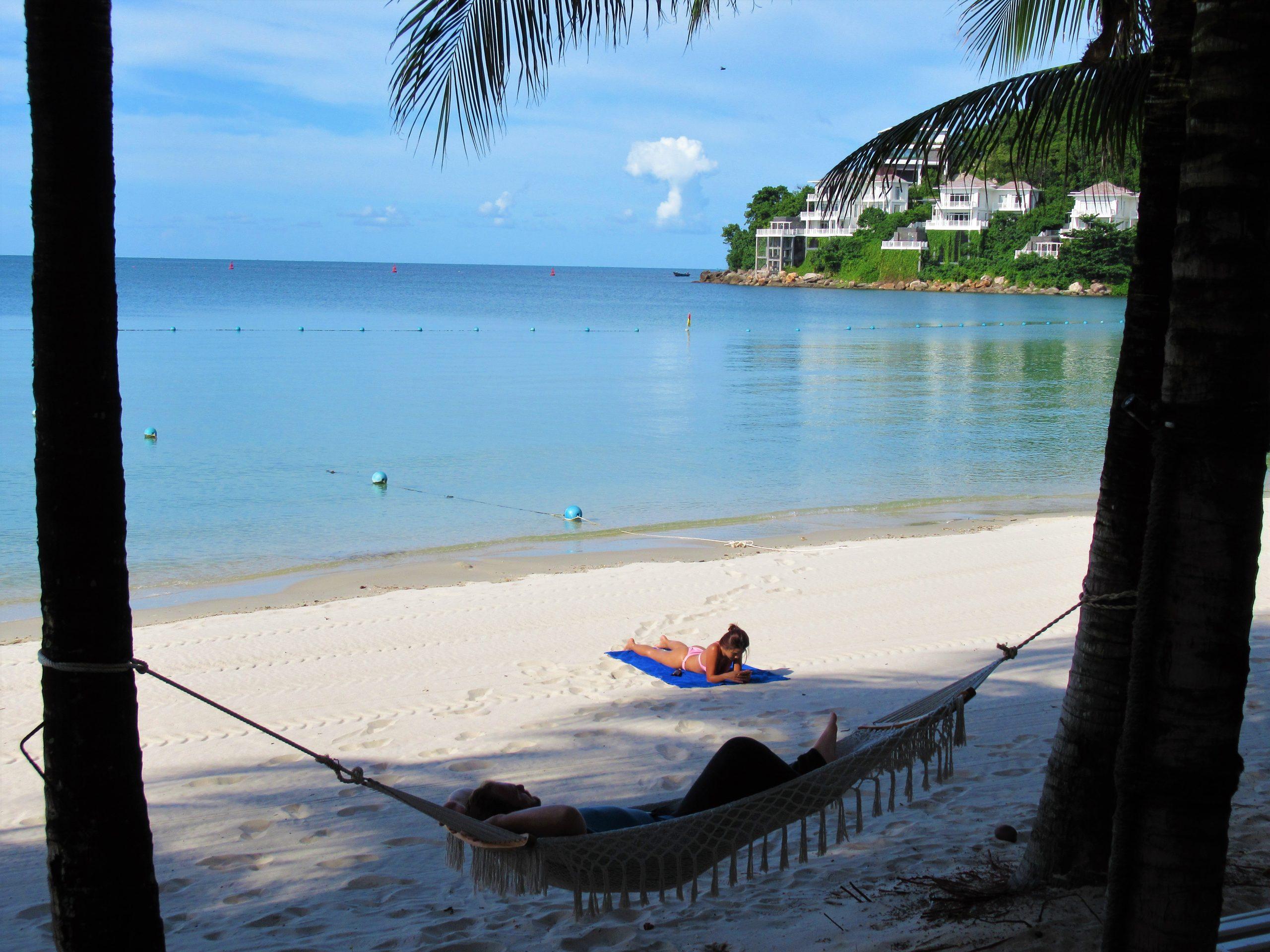 East beach at Premier Village Resort, Phu Quoc Island, Vietnam