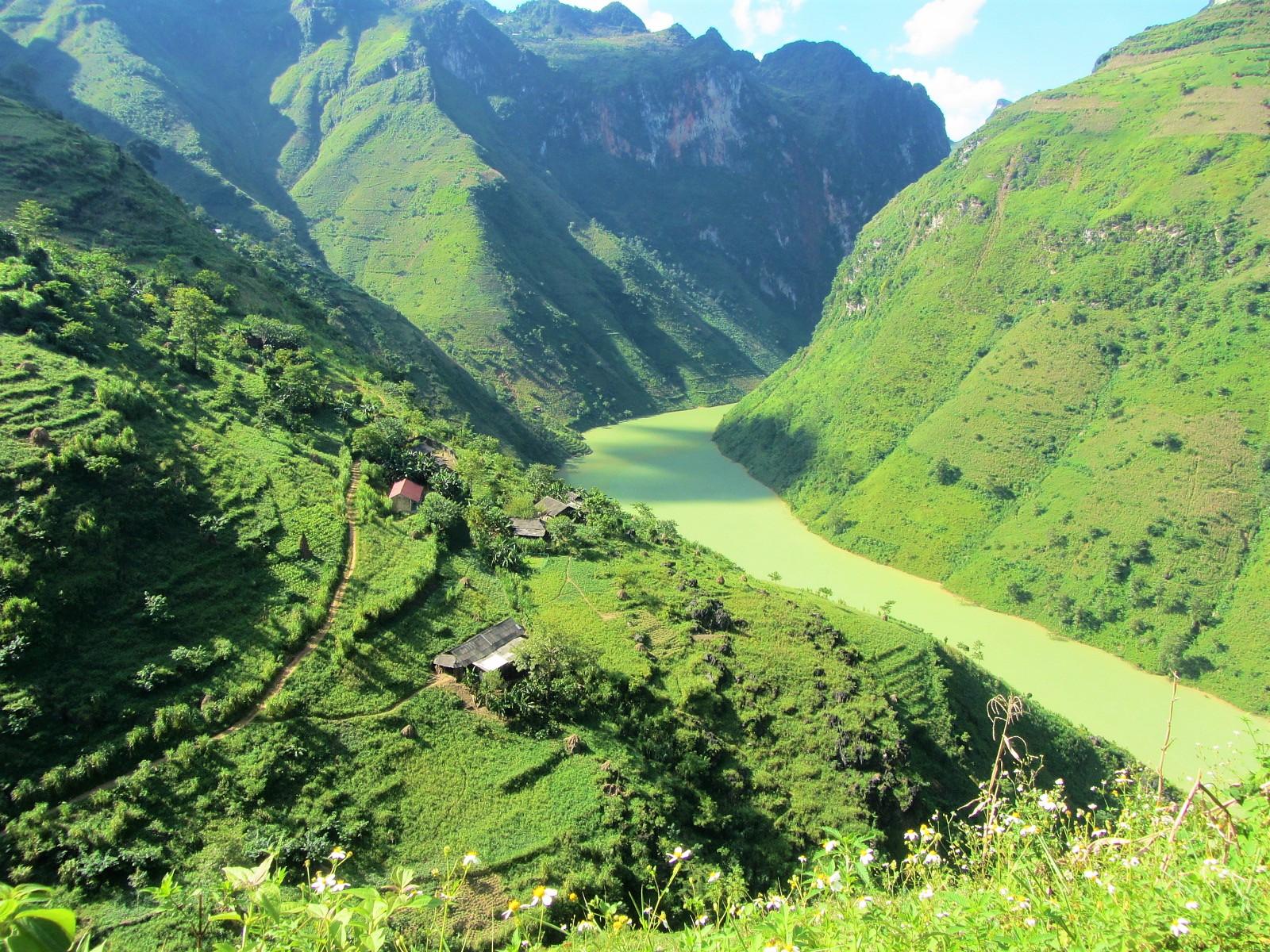 Ha Giang in spring, Vietnam