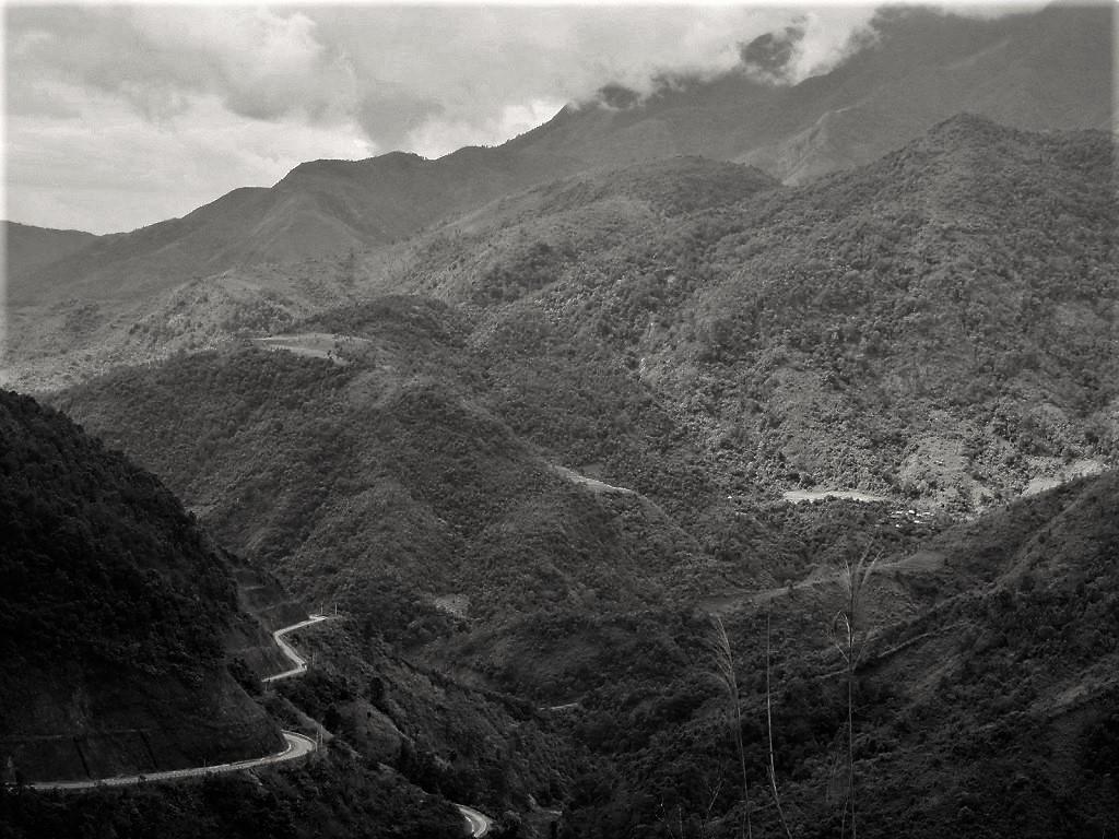 Twisting roads toward China on the remote Extreme Northwest Loop